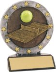 All-Star Resin Trophy -Tennis All Award Trophies