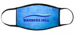 BH Face Mask 001 Barbers Hill ISD