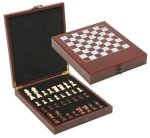 Rosewood Chess Set Game Sets