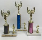 Way to Go Plus Series Award Traditional Trophies